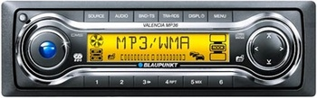 Автомагнитола Blaupunkt Alicante MP36