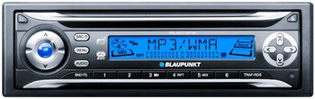 Автомагнитола Blaupunkt Milano MP26