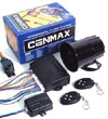 Автосигнализация Cenmax HIT-320: упаковка и основные компоненты.
