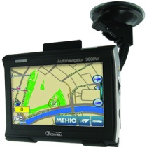 Автомобильный GPS-навигатор JJ-Connect AutoNavigator 3000 WIDE