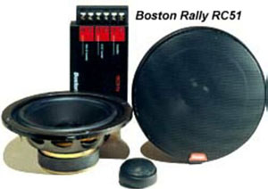 Компонентная акустика Boston Acoustics RC51