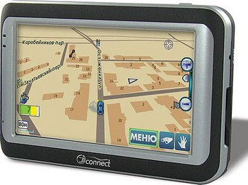 Автомобильный GPS-навигатор JJ-Connect AutoNavigator 2000W (мегаполис)