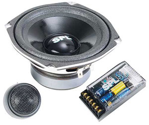 Компонентная акустика Soundstream SPL50G
