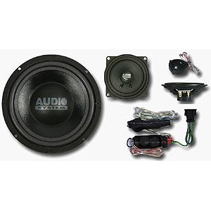 Компонентная акустика Audio System X-ION 200 GOLF V