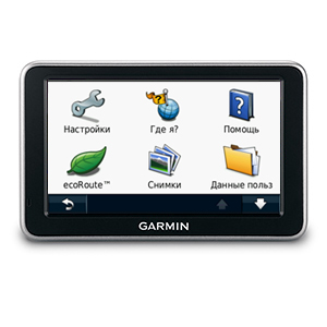 Автомобильный GPS-навигатор Garmin Nuvi 2350LT Europe+карты City Navigator NT Европа 2011