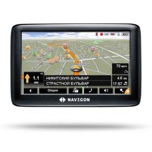 Gps навигатор navigon