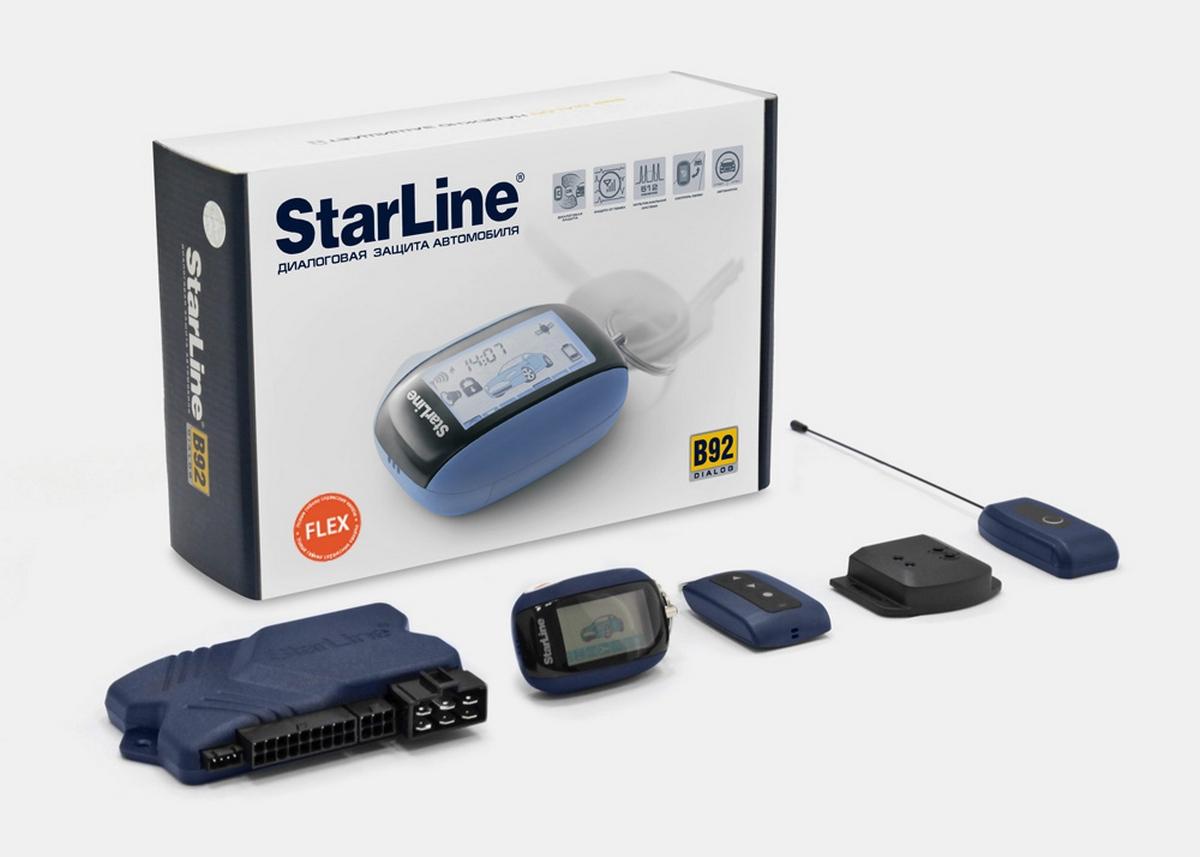 Сигнализация starline b92 инструкция