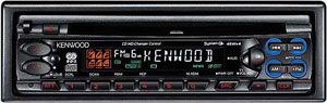 Автомагнитола Kenwood KDC-4590RV