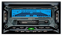 Автомагнитола Kenwood DPX-MP4050B
