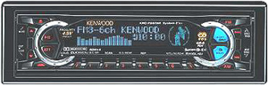 Автомагнитола Kenwood KRC-PS979