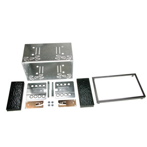 Sonavox DOUBLE ISO FRAME KIT FOR DOUBLE DIN INSTALLATION