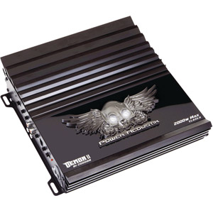 Усилитель Power Acoustik D1-3000DB