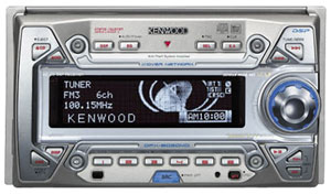 ������������� Kenwood DPX-8030MD