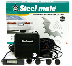 Парктроник Steel Mate PTS 400 B