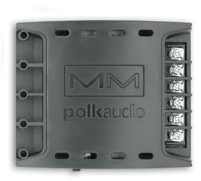 Компонентная акустика Polk Audio MM 6501 кроссовер (пара)