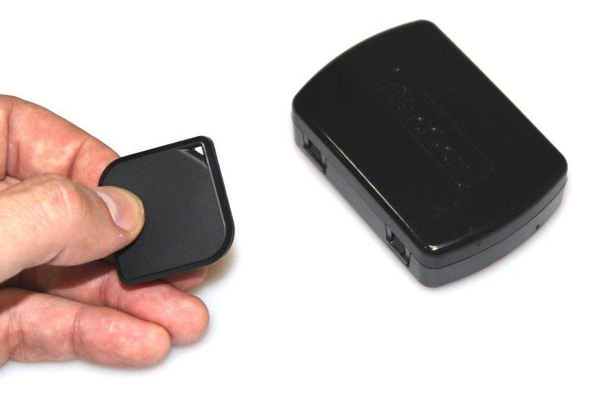 Автофон герметичный корпус с магнитом
