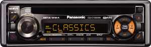 Автомагнитола Panasonic CQ-C1300AN