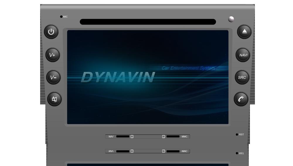 dynavin магнитола porsche