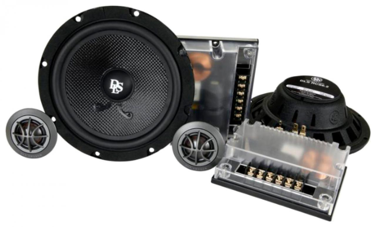 компонентная акустика 16 см купить