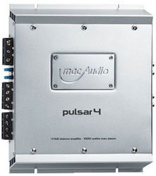 Усилитель Mac Audio Mac Pulsar 4