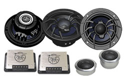 Компонентная акустика Soundstream LS50C