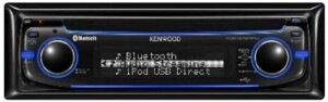 Автомагнитола Kenwood KDC-BT8141UY