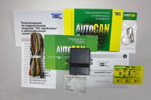 CAN ������ Tec AutoCAN-S-GM