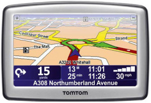 ������������� GPS-��������� Tom Tom XL