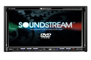 DVD-������� � ��������� Soundstream VIR-7355NR