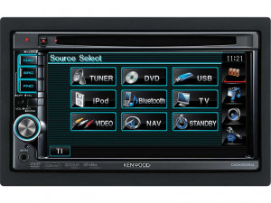 DVD-������� � ��������� Kenwood DDX5054