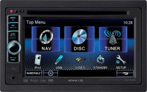 DVD-������� � ��������� Kenwood DDX-3058