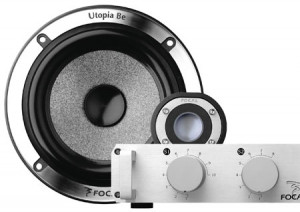 Компонентная акустика Focal Utopia Be Kit N5 Active