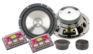 Компонентная акустика Power Acoustik XP2K-60C