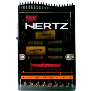 Hertz 3W30.3 Xover 3-Way Dome Midrange