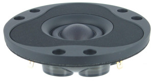 Компонентная акустика Scan Speak D3004/662000 Dome AirCirc - Black (твитер)