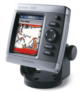 Эхолот Garmin Fishfinder 300C