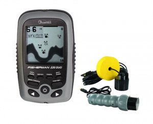 Эхолот JJ-Connect Fisherman 220 Duo Ice Edition