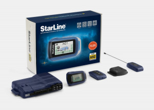 Автосигнализация StarLine A92 Dialog CAN FLEX