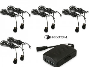 Парктроник Phantom PS2550