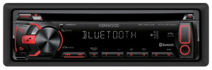 Автомагнитола Kenwood KDC-BT33U