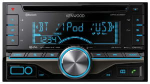 Автомагнитола Kenwood DPX-405BT