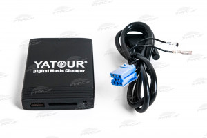 AUX, IPOD, USB адаптер Far-car Yatour YT M06 (REN8) для автомобилей Renault