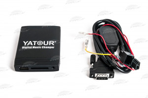 AUX, IPOD, USB адаптер Far-car Yatour YT M06 (BMW4) для автомобилей BMW