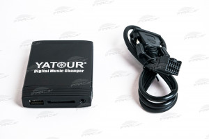 AUX, IPOD, USB адаптер Far-car Yatour YT M06 (FRD1) для автомобилей Ford