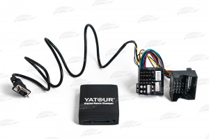AUX, IPOD, USB адаптер Far-car Yatour YT M06 (FRD2) для автомобилей Ford