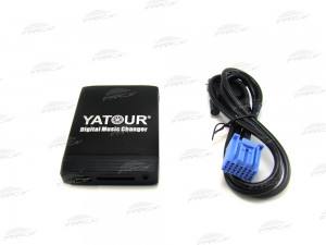AUX, IPOD, USB адаптер Far-car Yatour YT M06 для автомобилей Honda old