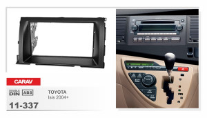 ���������� ����� Carav 11337 (2-DIN TOYOTA Isis 2004+)