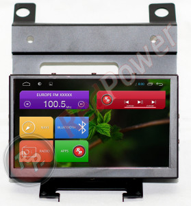 Штатная магнитола Redpower 18023B HD GPS+ГЛОНАСС (без DVD-привода)