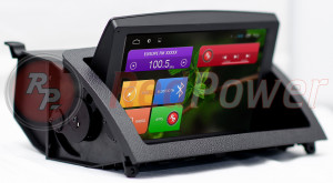 Штатная магнитола Redpower 18268B HD GPS+ГЛОНАСС (без DVD-привода)
