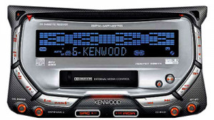 Автомагнитола Kenwood DPX-MP4070B